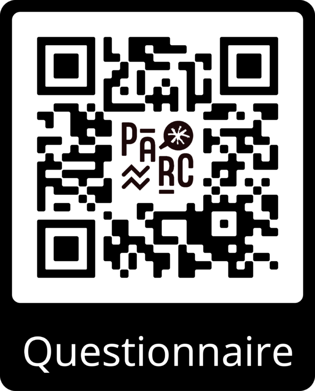 Qrcode pollution lumineuse